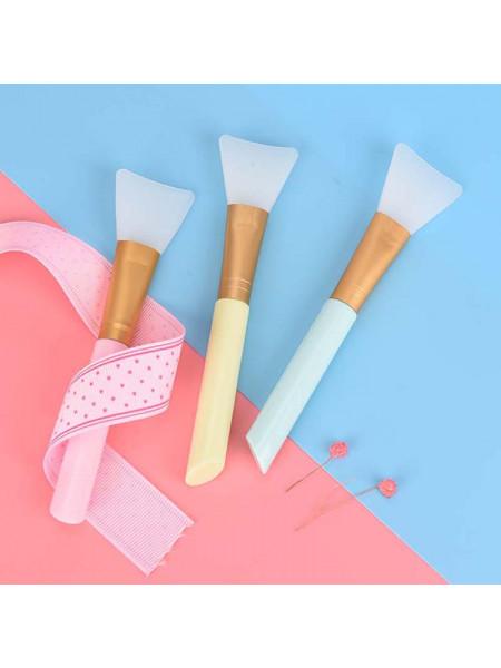 Силиконовый шпатель для нанесения масок (цвет в ассортименте)