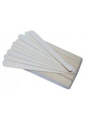 ПИЛКА 80/100 грит одноразовая на деревянной основе 17,8 см.