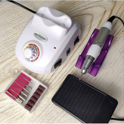 Аппарат для маникюра и педикюра ZS-603 (белый) в  Калининграде