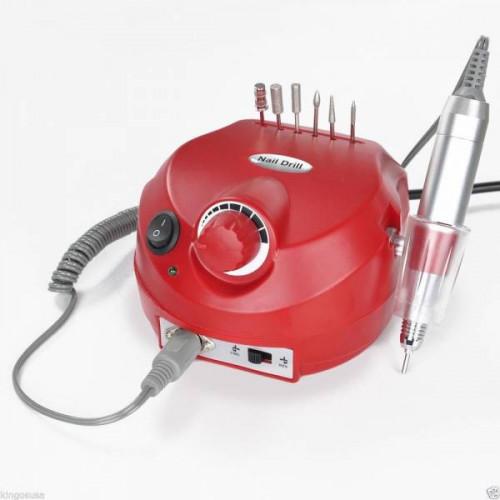 Аппарат для маникюра и педикюра HBS-202 (красный) в  Калининграде