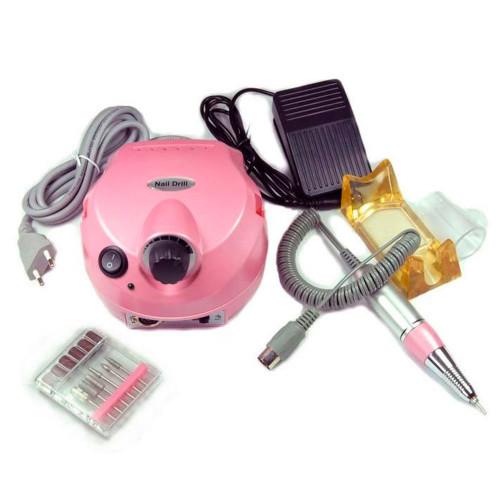 Аппарат для маникюра и педикюра HBS-202 (розовый) в  Калининграде