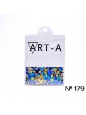 Камифубуки для дизайна ногтей №179