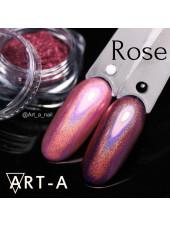 Голографический пигмент МИРАЖ Rose 0,3гр