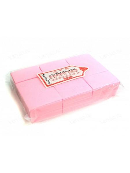 Салфетки безворсовые Твёрдые (Розовые)