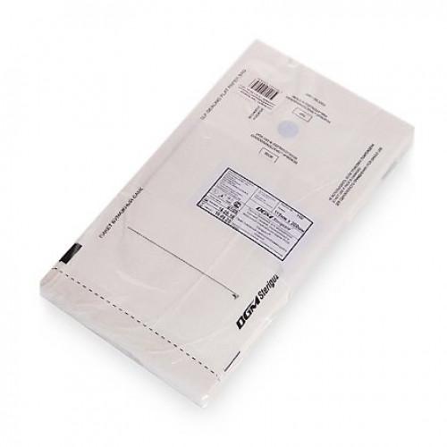 Пакеты бумажные самозапечатывающиеся для стерилизации DGM STERIGUARD 115x200 мм (белые) 100 шт. в  Калининграде